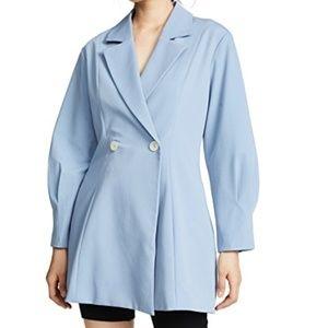 Chriselle Lim Collection Sapphire Blue Blazer